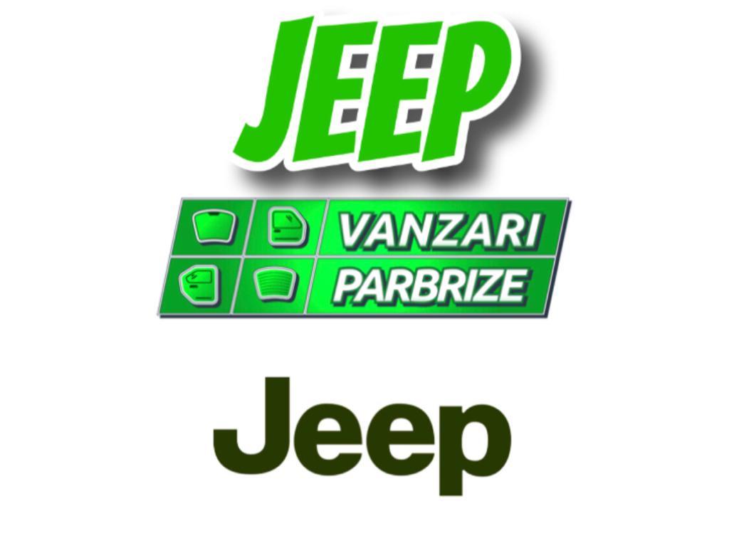 Parbriz Jeep