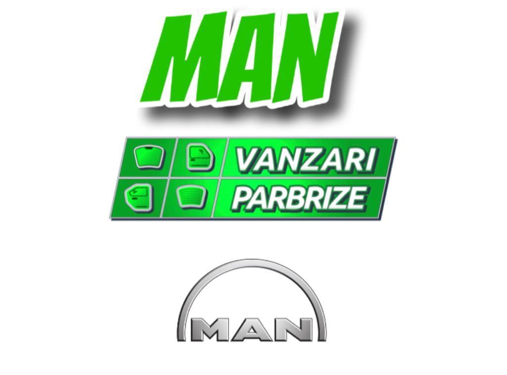 Parbriz Man